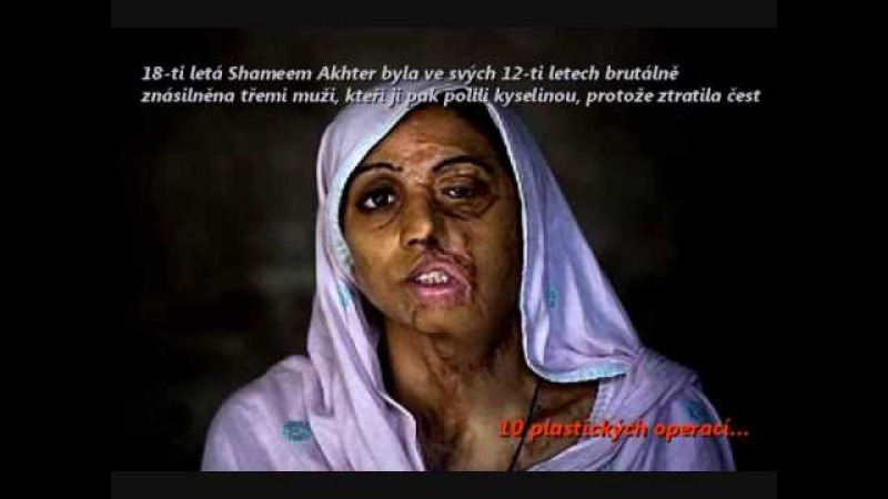 Když muslim miluje ženu Pashtun Women