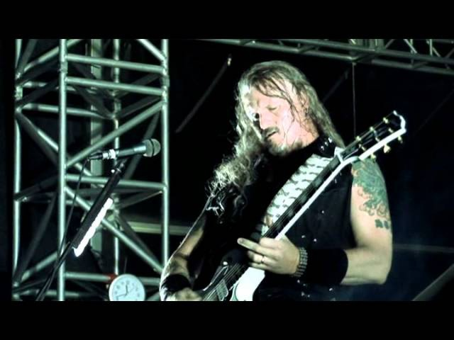 Iced Earth Dracula Live Metal Camp Open Air 2008