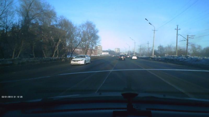 ВашГород.ру ДТП Народная 26.01.2016