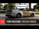 Roush Ford Mustang GT Bagged Accuair Feature Car Vossen Forged