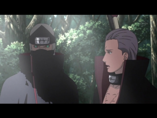 Хидан и Какузу прикол из 413 серии наруто ураганные хроники  Naruto Shippuuden  Шиппууден