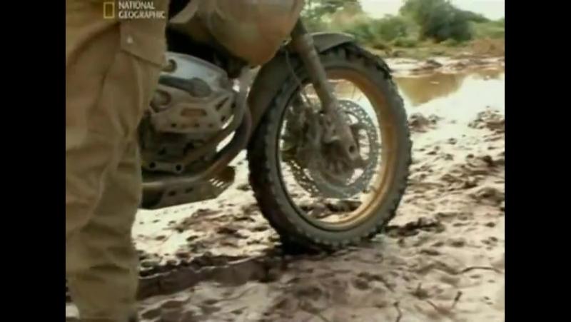 Долгий путь на Юг По Кении 6 серия май июль 2007