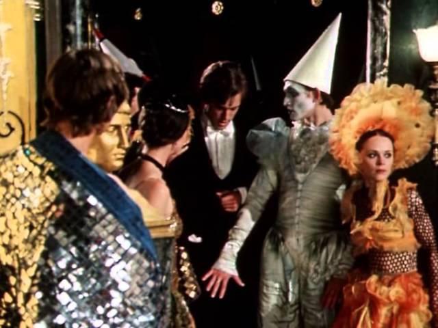 Принцесса цирка Разоблачение Мистер Икс Die Zirkusprinzessin Enthüllung Unmasking