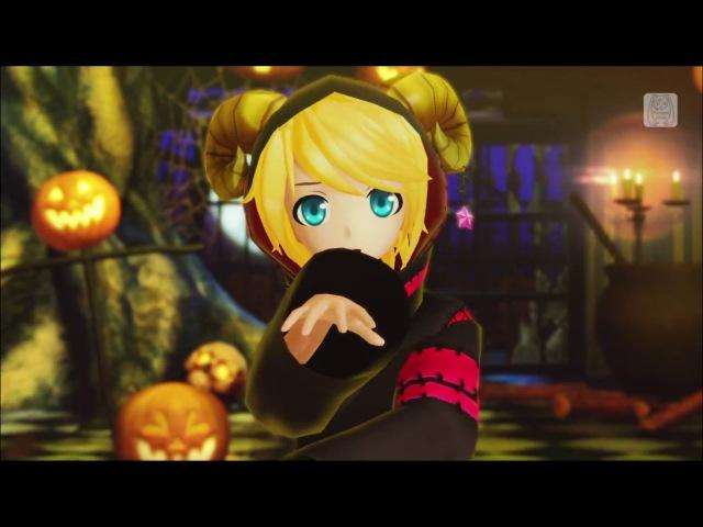 Vocaloid Halloween Party! [Miku, Rin Len, Kaito, Meiko, Luka] (Mini-Concert)