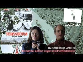 Transsiberian - Reise in den Tod - Thriller mit Woody Harrelson und Sir Ben Kingsley - ZDF HD