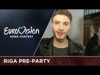 Riga Pre-party: Благодаря чему люди могут проголосовать за вашу песню
