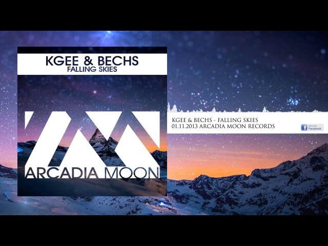 Kgee Bechs - Falling Skies Arcadia Moon Records 002