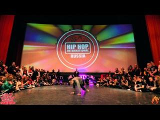 HHI Russia 2016 Judge Showcase - Владимир Хан