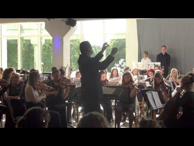 Imants Kalnins - Rock Symphony No.4 (1. Bölüm)