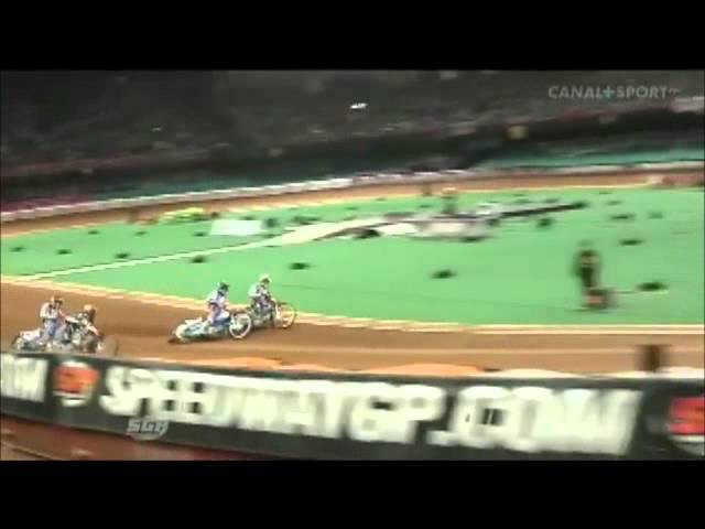 Эмиль Сайфутдинов на этапе Гран При в Кардиффе 25 08 2012