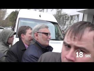 Нод Самарский регион.Касьянов перепутал газель с кладовкой.