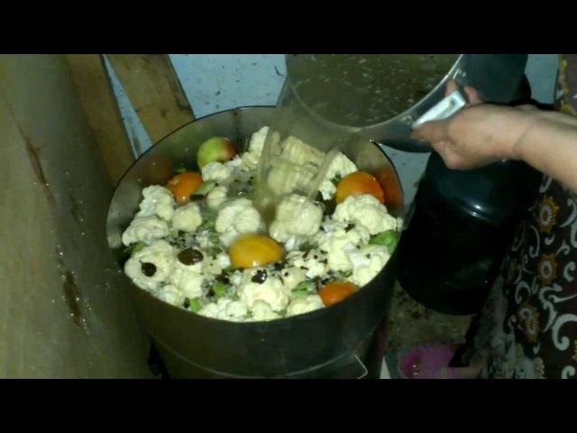 Бабушкин рецепт Соленья овощей на зиму