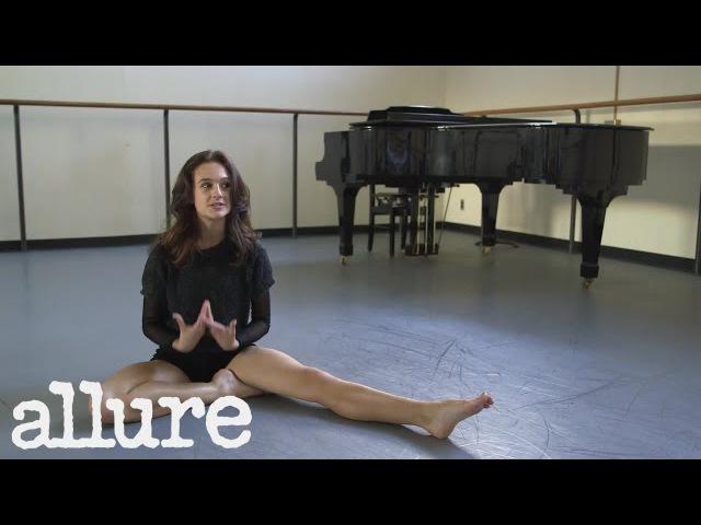 Ballerina Lauren Lovette Shares Her Ultimate Footcare Routine   Allure