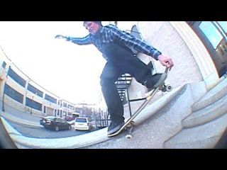 """Fancy Lad's """"Is This Skateboarding"""" video"""