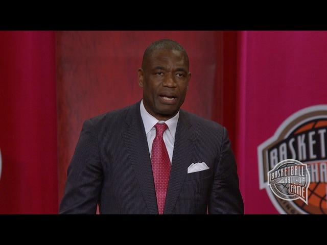 Dikembe Mutombo's Basketball Hall of Fame Enshrinement Speech