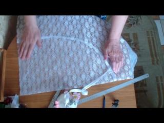 Как сшить донской платок