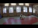 Дзюдо. 12 серия: Переворот из вольной борьбы заточенный под дзюдо