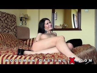 P O R N T I M E  Woodman Casting X - Erika Bellucci & Misha Cross