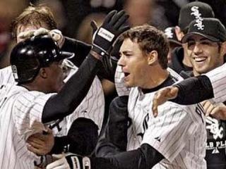 2005 World Series, Game 4: White Sox  Astros