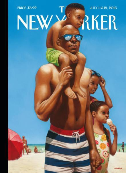 The New Yorker - July 11  2016