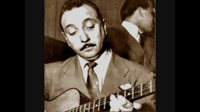 Django Reinhardt Ain't Misbehavin' Paris 22 04 1937