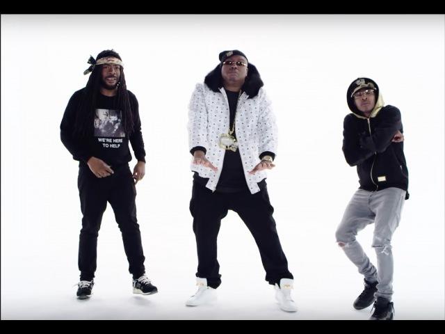 E-40 Slappin feat. Nef The Pharoah D.R.A.M