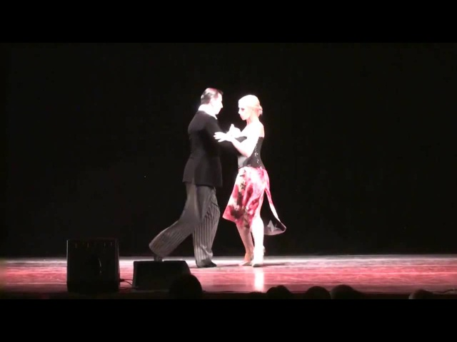 Школа аргентинского танго La Boca и танго-спектакль «Два мира, две судьбы»