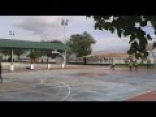 Basket ball practicing ground of Maafanu Stadium