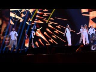"Greece: Argo ""Utopian Land"" semi-final 1 dress rehearsal @ Eurovision 2016"