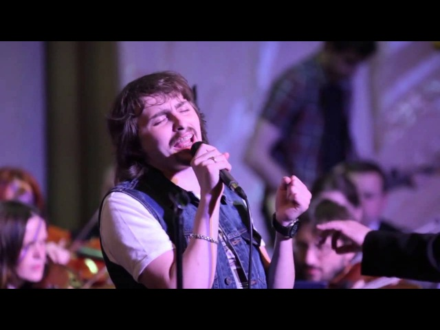 MUST SEE Queen - The Show Must Go On with the Orchestra (live cover by Alexander Onofriychuk)
