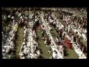 Възстановка на сватбата от филма Време разделно - събор Лудогорие