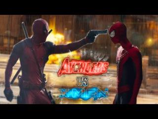 Avengers vs X-Men Supercut Trailer