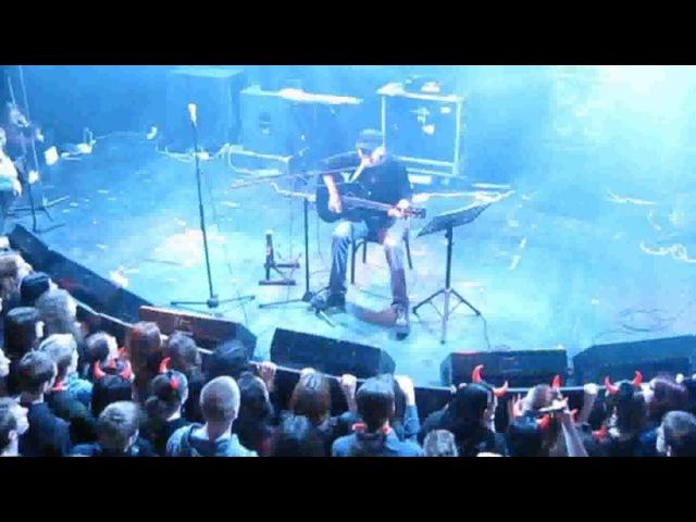 Otto Dix Москва 21 05 2016 Brooklyn Club Александр Чвала группа ГештальТ сольная программа