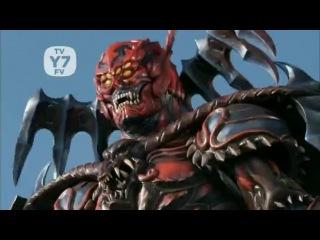 могучие рейнджеры самураи 2 сезон 20 серия