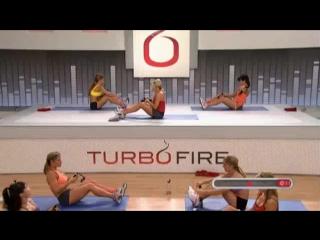 Chalene Johnson -- Turbo Fire -- Core 20 Class.