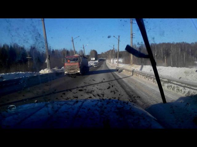 УАЗ 31512 - Перевозка из Добрянки в Кизел №1