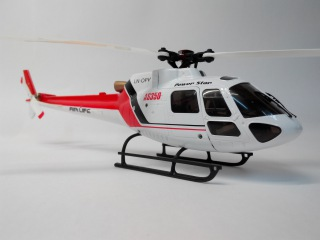 Новинка от WLtoys. 6-ти канальный вертолет WLtoys V931