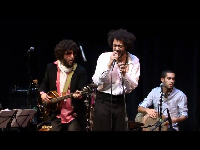 Yemen Blues in Berkeley SF Um Min Al Yaman