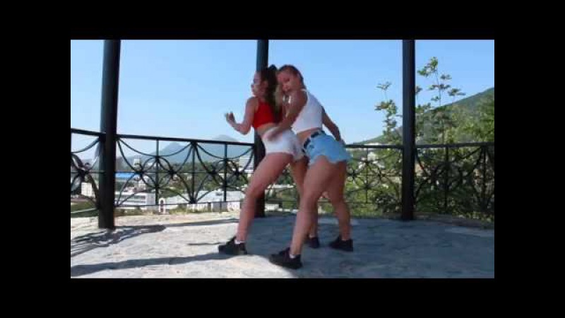 REGGAETON choreo by Katerina feat. Stacy (Deewunn ft. Marcy Chin-Bunx Up)