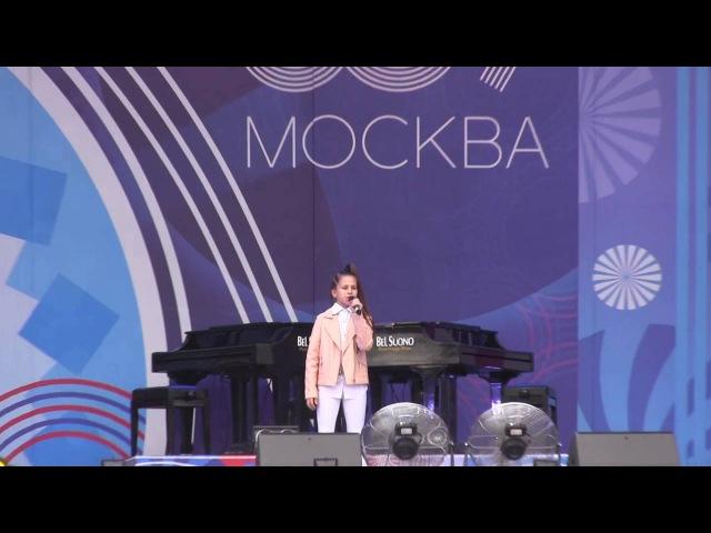 Миллион голосов. исп. Иванова Елизавета . Группа эстрадного вокала Конфетти.