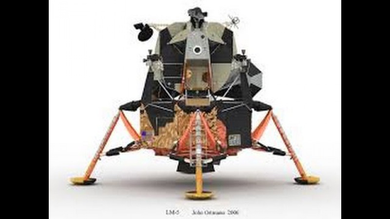 Лунный модуль Аппараты лунных программ Документальный фильм