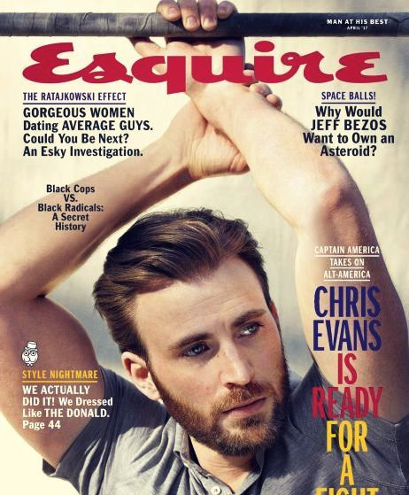 Esquire USA April 2017