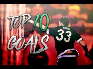 Mario Gomez ● Top 10 Goals | Beikta 15/16