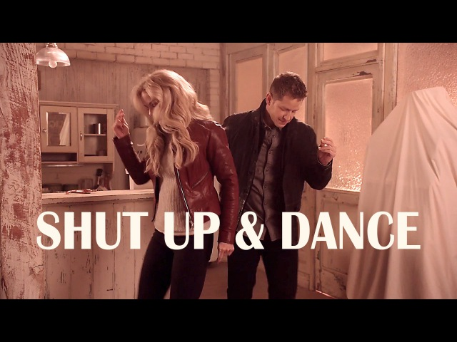 OUAT Cast Shut Up Dance