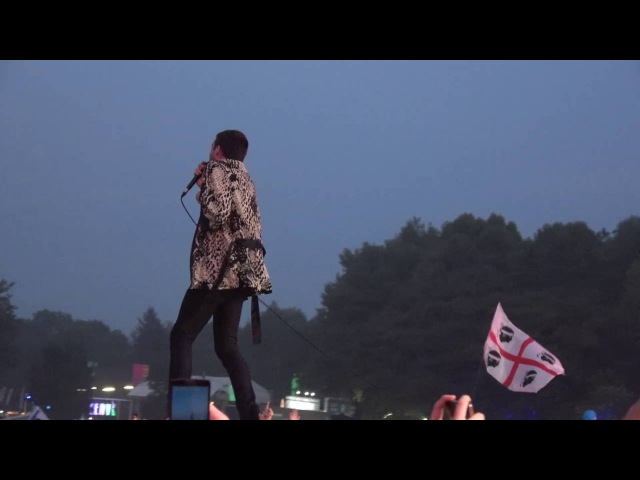 The Last Shadow Puppets - Bad Habbits Totally Wired (Sziget Fesztivál, 2016.08.14.)