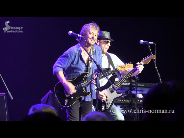 Chris Norman Band The Lithuanian Overcoming Part 2