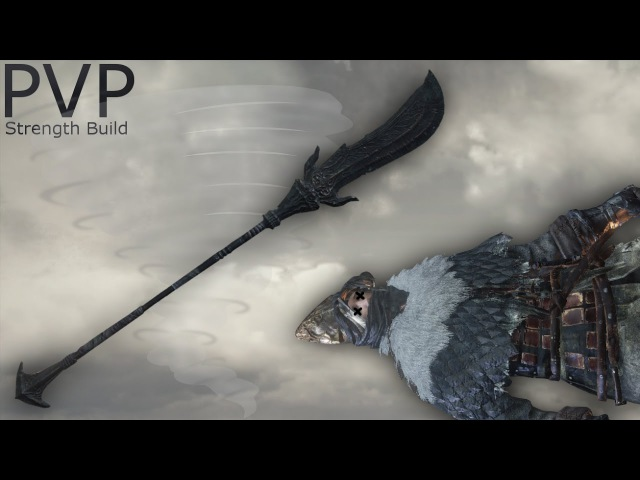 Dark Souls 3 Splitleaf Greatsword PvP