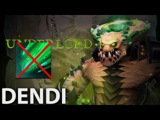FIRESTORM, SUPPORTING - NO, PLEASE - CARRY Underlord by Dendi