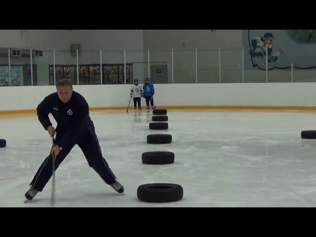 IceStyle Sergey Suyarkov Stickhandling
