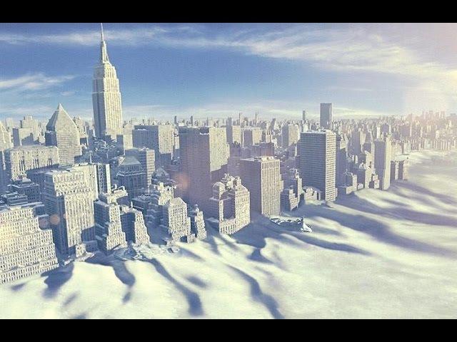 День Когда Земля Замерзла. Фильм Катастрофа.